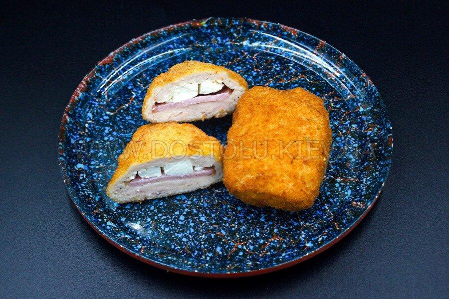 Котлета з сиром «Кордон Блю» (1 кг)