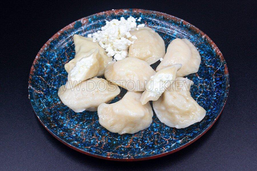 Вареники з сиром солодким (1 кг)